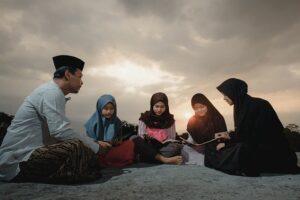Islamische Studenten